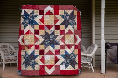 Carrie Anne Stout quilt 2018-1