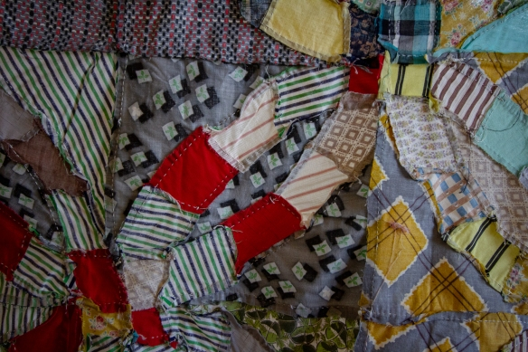 Great Grandma Rooks Quilt insides-2