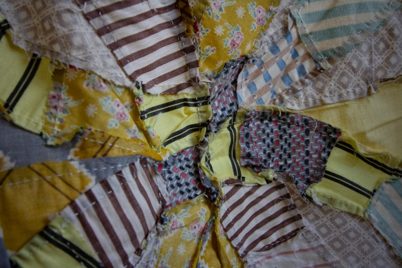 Great Grandma Rooks Quilt insides-4