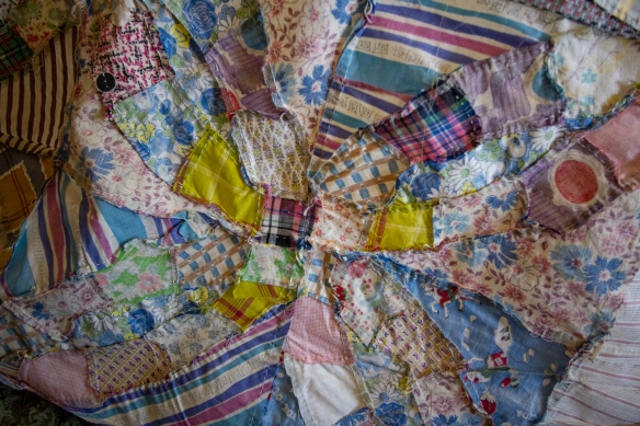 Great Grandma Rooks Quilt insides-6